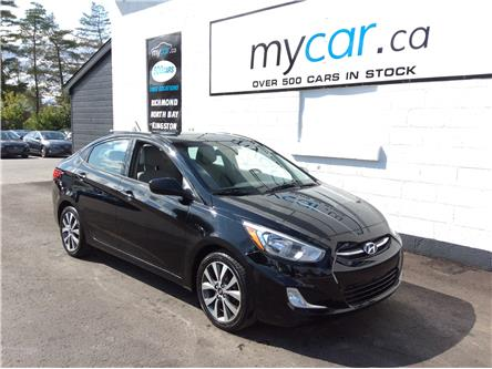 2017 Hyundai Accent SE (Stk: 200975) in North Bay - Image 1 of 19