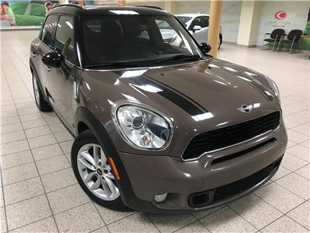 2011 MINI Cooper S Countryman Base (Stk: 200977B) in Calgary - Image 1 of 18
