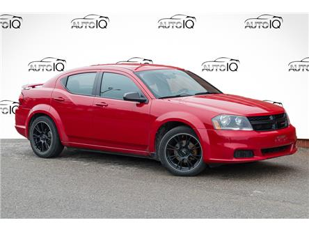 2013 Dodge Avenger Base (Stk: 27679UZ) in Barrie - Image 1 of 15