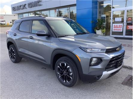 2021 Chevrolet TrailBlazer LT (Stk: 21-048) in Listowel - Image 1 of 15