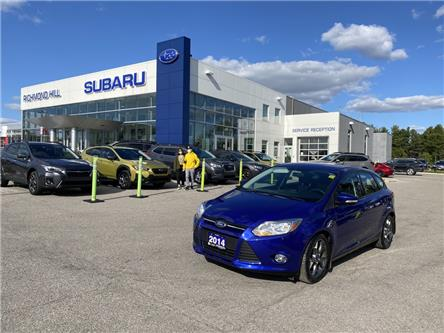 2014 Ford Focus SE (Stk: T35527) in RICHMOND HILL - Image 1 of 14