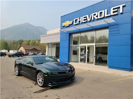 2015 Chevrolet Camaro 2SS (Stk: 58204L) in Fernie - Image 1 of 11