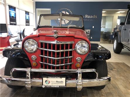 1950 Jeep Willy's Jeepster  (Stk: 25041P) in Newmarket - Image 1 of 6