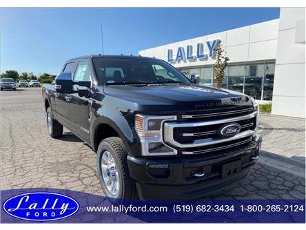 2020 Ford F-250 Platinum (Stk: FF26883) in Tilbury - Image 1 of 14
