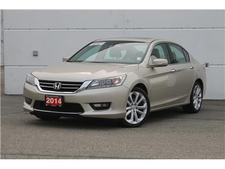 2014 Honda Accord Touring V6 (Stk: 20-157A) in Vernon - Image 1 of 12