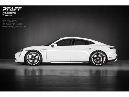 2020 Porsche Taycan Turbo (Stk: ) in Woodbridge - Image 1 of 21