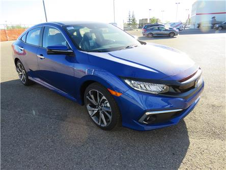 2020 Honda Civic Touring (Stk: 200459) in Airdrie - Image 1 of 8