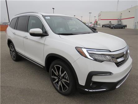 2021 Honda Pilot Touring 7P (Stk: 210016) in Airdrie - Image 1 of 8