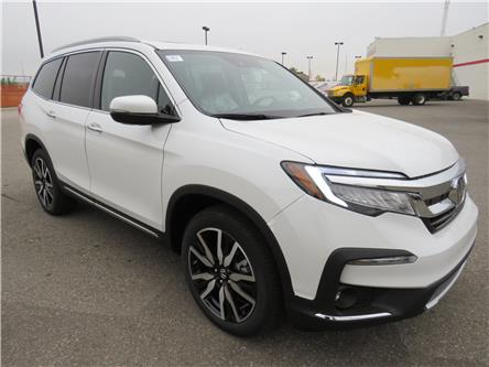 2021 Honda Pilot Touring 7P (Stk: 210017) in Airdrie - Image 1 of 8