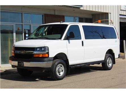 2017 Chevrolet Express 3500 LT (Stk: 245713) in Saskatoon - Image 1 of 21