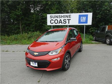 2020 Chevrolet Bolt EV Premier (Stk: EL124433) in Sechelt - Image 1 of 18