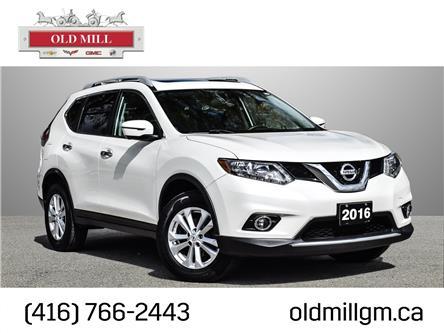 2016 Nissan Rogue SV (Stk: 880546U) in Toronto - Image 1 of 25