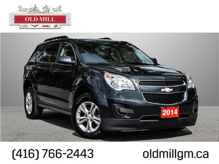 2014 Chevrolet Equinox 1LT (Stk: 183693U) in Toronto - Image 1 of 23