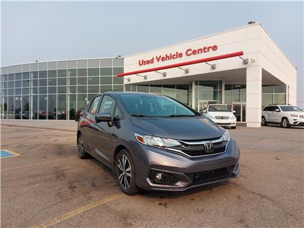 2018 Honda Fit EX (Stk: 2200823A) in Calgary - Image 1 of 28