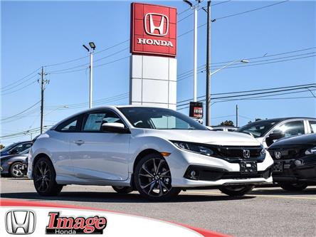 2020 Honda Civic Sport (Stk: 10C1315) in Hamilton - Image 1 of 20