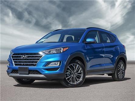 2021 Hyundai Tucson Luxury (Stk: H6040) in Toronto - Image 1 of 23