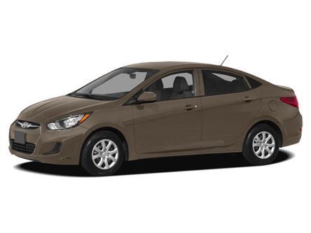 2012 Hyundai Accent  (Stk: P269A) in Pembroke - Image 1 of 2