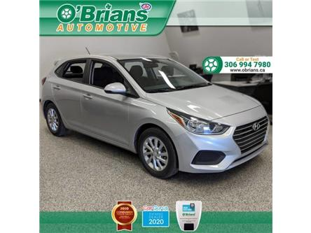 2019 Hyundai Accent Preferred (Stk: 13743A) in Saskatoon - Image 1 of 16