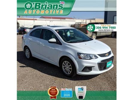 2018 Chevrolet Sonic LT Auto (Stk: 13768A) in Saskatoon - Image 1 of 22