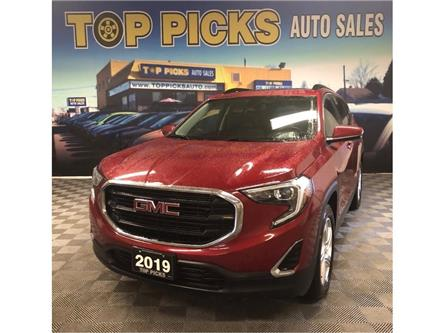 2019 GMC Terrain SLE (Stk: 245208) in NORTH BAY - Image 1 of 27