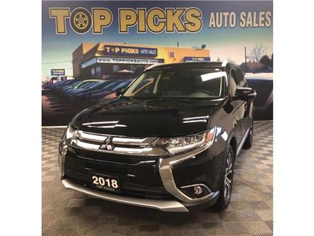 2018 Mitsubishi Outlander GT (Stk: 600635) in NORTH BAY - Image 1 of 28