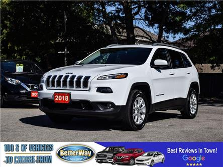 2018 Jeep Cherokee North (Stk: 574678) in Stoney Creek - Image 1 of 25