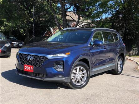 2019 Hyundai Santa Fe Essential | AWD |BLUETOOTH | HEATED SEATS (Stk: 5739) in Stoney Creek - Image 1 of 18