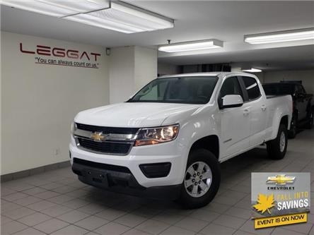 2020 Chevrolet Colorado WT (Stk: 207616) in Burlington - Image 1 of 19