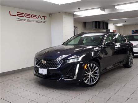 2020 Cadillac CT5 Premium Luxury (Stk: 209019) in Burlington - Image 1 of 18