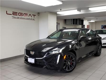 2020 Cadillac CT5 Sport (Stk: 209020) in Burlington - Image 1 of 21