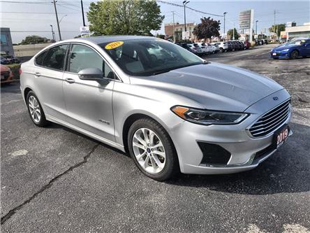 2019 Ford Fusion Hybrid SEL (Stk: 45263) in Windsor - Image 1 of 15