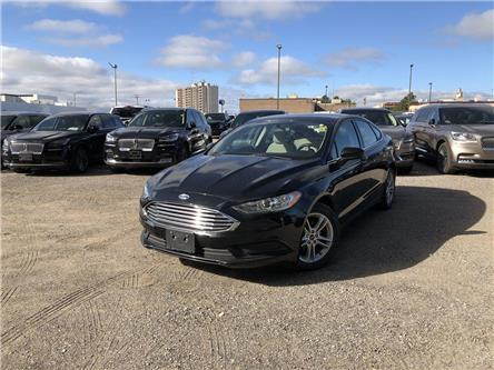 2018 Ford Fusion S (Stk: 19-21896RHA) in Barrie - Image 1 of 15