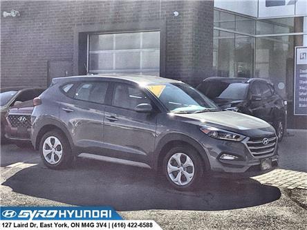2017 Hyundai Tucson Base (Stk: H5920) in Toronto - Image 1 of 28