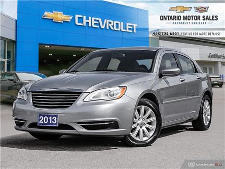 2013 Chrysler 200 LX (Stk: 097528A) in Oshawa - Image 1 of 36