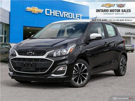 2021 Chevrolet Spark 1LT CVT (Stk: 1706309) in Oshawa - Image 1 of 18