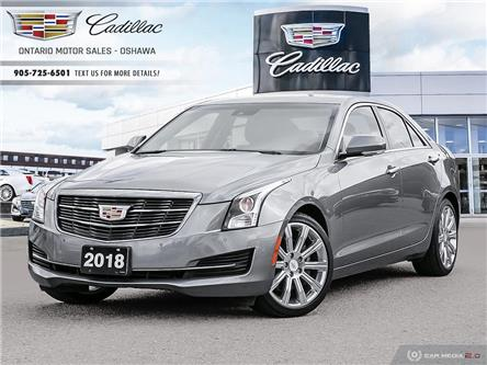 2018 Cadillac ATS 2.0L Turbo Luxury (Stk: 151120A) in Oshawa - Image 1 of 36