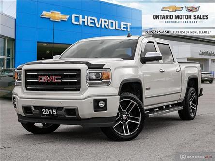 2015 GMC Sierra 1500 SLT (Stk: 268369A) in Oshawa - Image 1 of 36