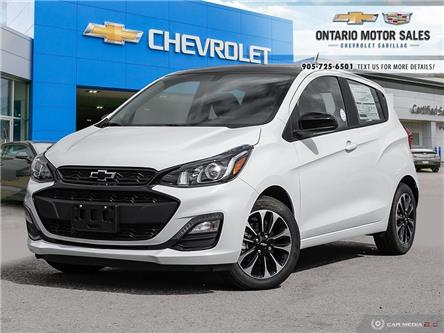 2021 Chevrolet Spark 1LT CVT (Stk: 1706419) in Oshawa - Image 1 of 18