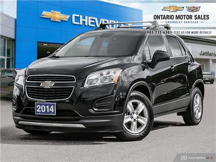 2014 Chevrolet Trax 1LT (Stk: 003677A) in Oshawa - Image 1 of 36