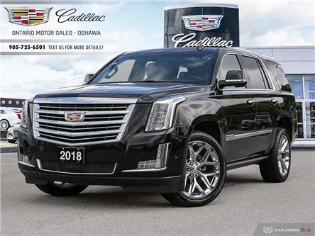 2018 Cadillac Escalade Platinum (Stk: 210802A) in Oshawa - Image 1 of 36