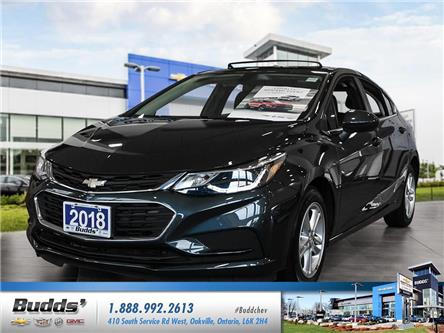 2018 Chevrolet Cruze LT Auto (Stk: TE0001A) in Oakville - Image 1 of 25