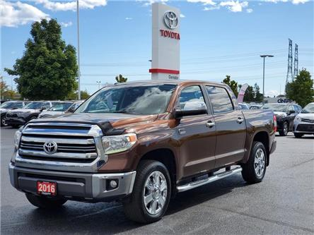 2016 Toyota Tundra  (Stk: P2538) in Bowmanville - Image 1 of 30