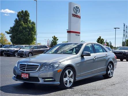 2012 Mercedes-Benz E-Class Base (Stk: 20702A) in Bowmanville - Image 1 of 28