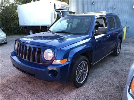 2009 Jeep Patriot Sport/North (Stk: 49398) in Belmont - Image 1 of 16