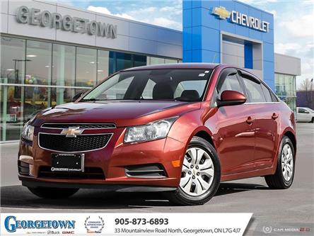 2012 Chevrolet Cruze LT Turbo (Stk: 2688) in Georgetown - Image 1 of 25