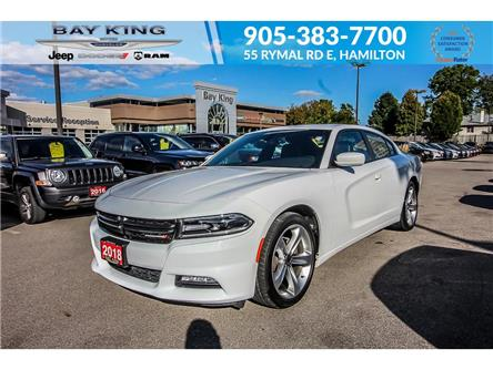 2018 Dodge Charger SXT Plus (Stk: 7121) in Hamilton - Image 1 of 29