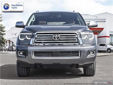 2020 Toyota Sequoia Platinum (Stk: 59136) in Ottawa - Image 1 of 29