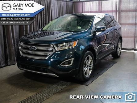 2017 Ford Edge Titanium (Stk: MP9926) in Red Deer - Image 1 of 23