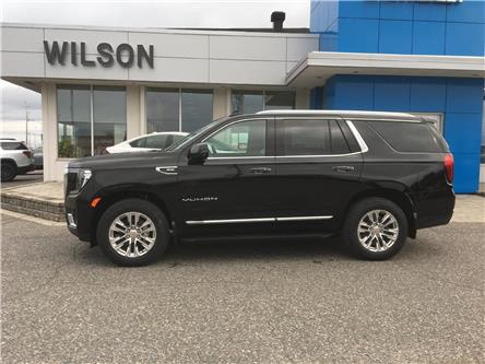 2021 GMC Yukon SLT (Stk: 21009) in Temiskaming Shores - Image 1 of 13