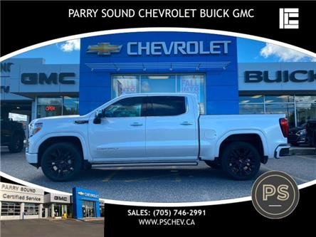 2020 GMC Sierra 1500 Denali (Stk: 20-179) in Parry Sound - Image 1 of 30